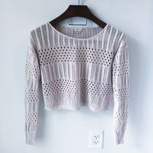 URBAN OUTFITTERS PINS & NEEDLES SWEATER